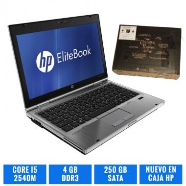 HP ELITEBOOK 2560P CI5 2540M A ESTRENAR