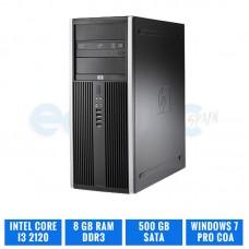 HP 6300 PRO MT CORE I3 2120 8 GB DDR3