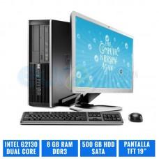 "HP 6300 PRO SFF G2130 8 GB DDR3 TFT 19"" OFEEERTOOOON"