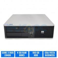 HP DC7900 SFF C2D E8400 4 GB RAM 160 GB HDD