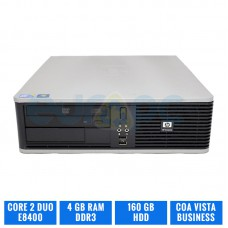 LOTE 10 ORDENADORES HP DC7900 SFF C2D E8400 4 GB RAM 160 GB HDD