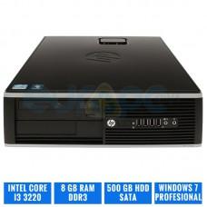 HP ELITE 8300 SFF CI3 3220 8 GB DDR3