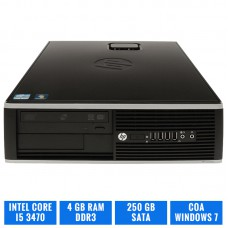 LOTE 10 HP ELITE 8300 SFF CI5 3470 4 GB DDR3