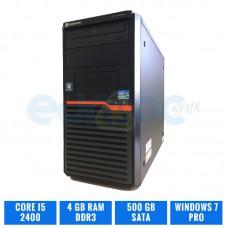 LOTE 50 ACER GATEWAY CI5 2400 4 GB DDR3