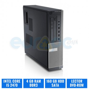 DELL OPTIPLEX 790 DESKTOP CORE I5 2470