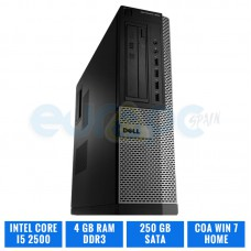 DELL OPTIPLEX 990 DESKTOP CI5 2500 4 GB DDR3