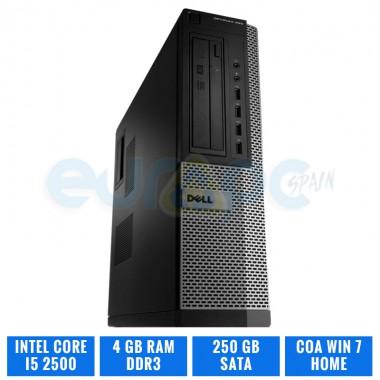 DELL OPTIPLEX 990 DESKTOP CI5 2500 4 GB DDR3