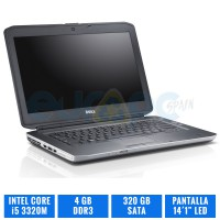 DELL LATITUDE E5430 VPRO CI5 3320M 4 GB DDR3 320 GB HDD