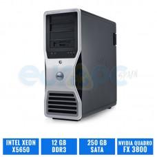 DELL PRECISION T7500 X5650 12 GB DDR3 QUADRO FX3800