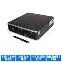HP ELITE 8000 ULTRASLIM CORE 2 DUO 3.0