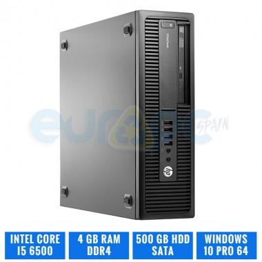 HP ELITEDESK 800 G2 SFF NUEVO 4 AÑOS GARANTIA