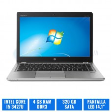 HP ELITEBOOK FOLIO 9470M CI5 3427U 4 GB DDR3