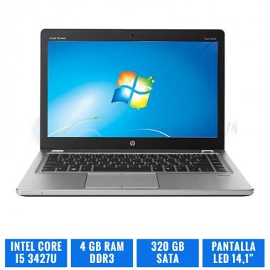 HP ELITEBOOK FOLIO 9470M CI5 3427U 4 GB DDR3