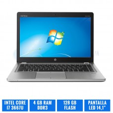 HP ELITEBOOK FOLIO 9470M CI7 3667U 4 GB DDR3