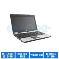 HP ELITEBOOK 8440P CI5 540M 8 GB DDR3