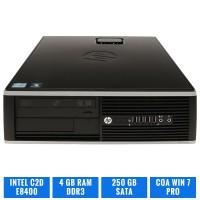 LOTE 10 HP 6000 PRO SFF C2D E8400 4 GB DDR3
