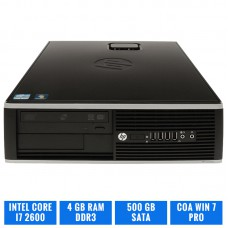 HP ELITE 8200 SFF CI7 2600 4 GB DDR3