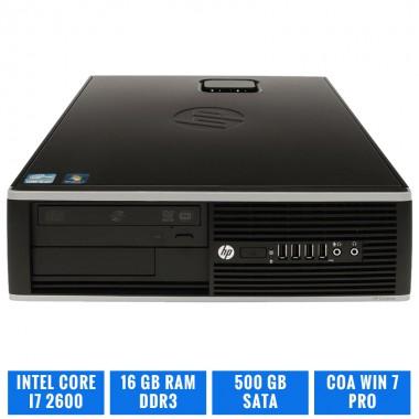 HP ELITE 8200 SFF CI7 2600 16 GB DDR3