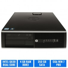 HP ELITE 8200 SFF G630 4 GB DDR3