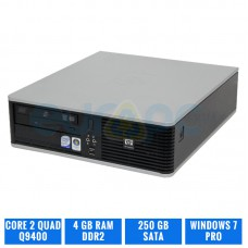 LOTE 10 HP DC7900 SFF CORE 2 QUAD Q9400