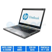 HP ELITEBOOK 8470P CI5 3320M 4 GB DDR3