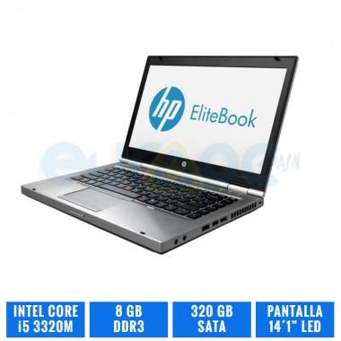 HP ELITEBOOK 8470P CI5 3320M 8 GB DDR3