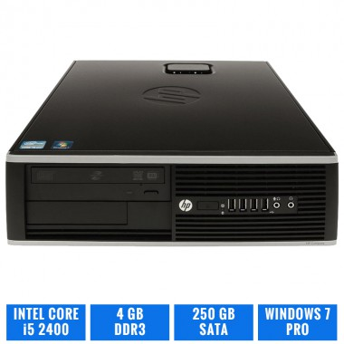LOTE 100 HP ELITE 8200 SFF CI5 2400 4 GB DDR3