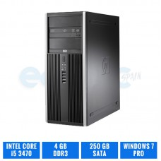PACK 10 HP ELITE 8300 CMT CI5 3470 4 GB DDR3