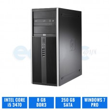 HP ELITE 8300 CMT CI5 3470 8 GB DDR3