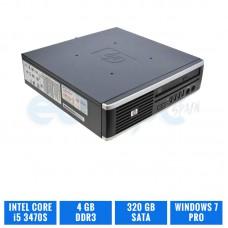HP ELITE 8300 USDT CI5 3470S 4 GB DDR3