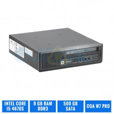 HP ELITEDESK 800 G1 USDT CORE I5 4670S