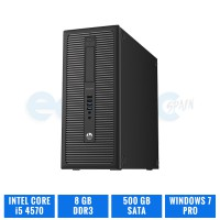 HP ELITEDESK 800 G1 CI5 4570 8 GB DDR3