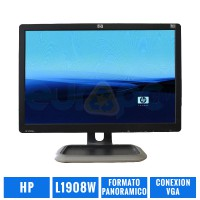 "MONITOR TFT HP L1908W 19"" PANORAMICO"
