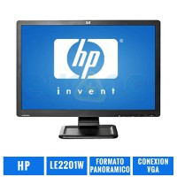 "MONITOR TFT HP LE2201W 22"" PANORAMICO"