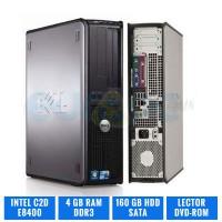 DELL OPTIPLEX 780 DESKTOP C2D E8400 4 GB DDR3