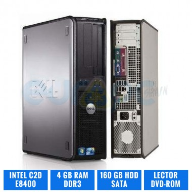 DELL OPTIPLEX 780 DESKTOP C2D E8400 4 GB DDR3