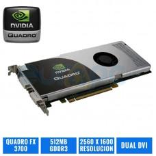 TARJETA GRAFICA NVIDIA QUADRO FX3700 512 MB GDDR3
