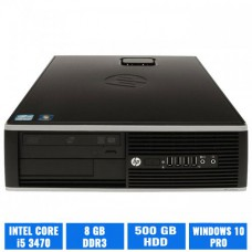 HP ELITE 8300 SFF CI5 3470 8 GB DDR3