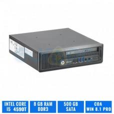 HP ELITEDESK 800 G1 USDT CORE I5 4590T