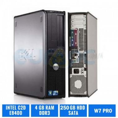 LOTE 10 DELL OPTIPLEX 780 DESKTOP C2D E8400 4 GB DDR3 250GB HDD