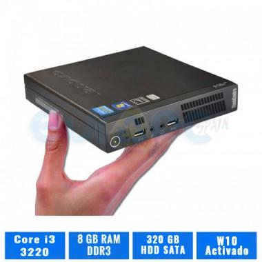 LENOVO THINKCENTRE M72E TINY PC I3 3220