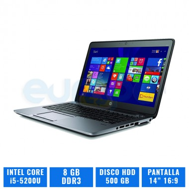HP ELITEBOOK 840 G2 CORE I5 5200U