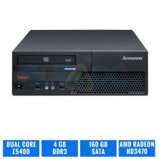 LENOVO THINKCENTRE M58 SFF 4 GB DDR3