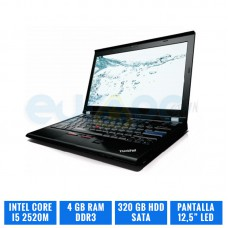 LENOVO THINKPAD X220 CI5 2520M 4 GB DDR3
