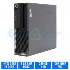 LENOVO THINKCENTRE M91P SFF CORE i5 650 4 GB DDR3